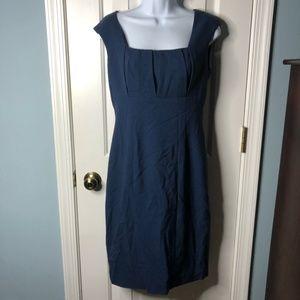 Calvin Klein Dress; Navy Blue